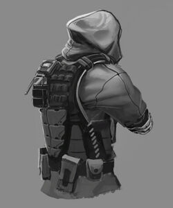 Operation Raccoon City gallery - Concept Item 115