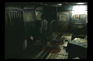 Resident Evil 0 Trial Edition DVD - Conductor's Bag location