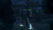 Biohazard Vendetta teaser trailer - Chris Redfield and BSAA in woods