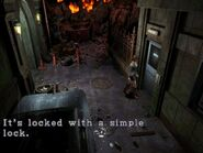 Simply locked door 2