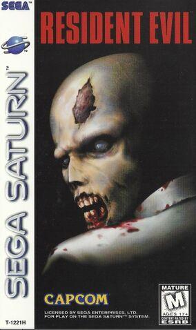 File:RE Sega Saturn Manual Cover.jpg