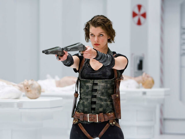 File:Resident evil afterlife - Milla Jovovich Wallpaper JxHy.jpg