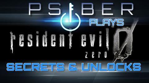 Resident Evil HD Remaster Secrets and Unlocks