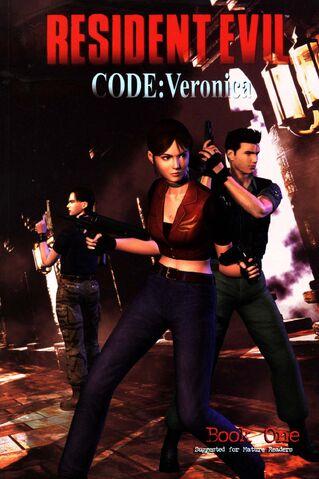 File:Resident Evil Code Veronica Issue 1.jpg