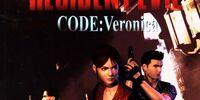 Resident Evil CODE:Veronica (comic)