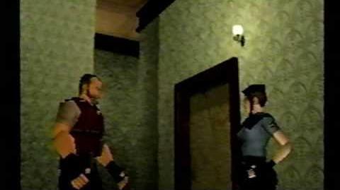 Resident Evil DC Deleted Scene 2
