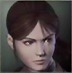 Resident Evil CODE Veronica HD Battle Game - Claire Redfield mugshot 1
