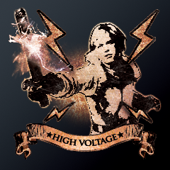 File:Resident Evil 6 award - High Voltage.png
