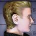 Resident Evil CODE Veronica Battle Game - Albert Wesker mugshot 2