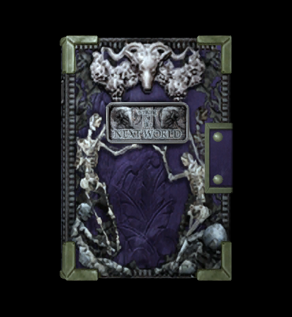 File:Resident Evil key item - Book of Curse.png