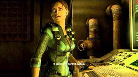 Resident Evil Revelations all cutscenes Episode 6-2 (Restoring the Power)