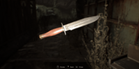 Survival Knife (RE7)