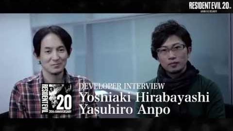 RE 20th Anniversary Interview – From Ambitious Origins to the RE 2 Remake