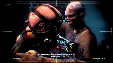 Resident Evil Operation Raccoon City all cutscenes - Redemption Briefing