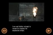 RE4 mobile edition - Siege Campaign cutscene 1 part 1