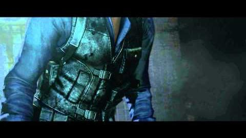 Resident Evil 6 all cutscenes - We're Not Done Yet