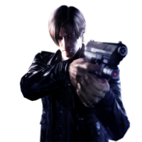 RE6 Mercs Image Leon