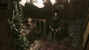 RE0HD Costumes Rebecca Wesker Mode 01