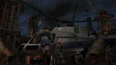 Resident Evil 3 Nemesis cutscenes - The Second Chopper (Ver