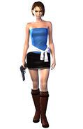 Resident evil 3 jill valentine render 1
