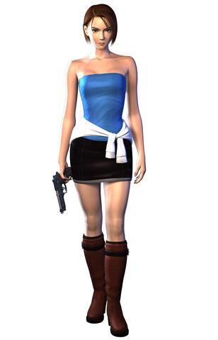 File:Resident evil 3 jill valentine render 1.jpg