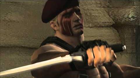 Resident Evil 4 all cutscenes - Chapter 5-3 scene 5