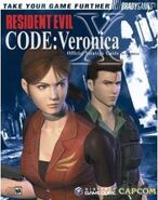 RESIDENT eVIL cODE vERONICA X sTRATEGY gUIDE