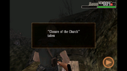 Resident Evil 4 iOS - Closure of the Church