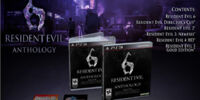 RESIDENT EVIL 6 ANTHOLOGY