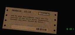 File:BIOHAZARD January 96 demo - ITEM M2 - FILEI14.png