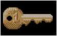 File:Resident Evil Gaiden icon - Cabin C34 Key.jpg