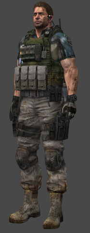 File:Chris Redfield Battle Damaged.png