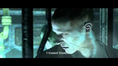 Resident Evil 6 all cutscenes - Worry