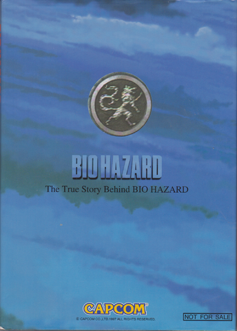 File:BIO HAZARD The True Story Behind BIO HAZARD - back cover.png