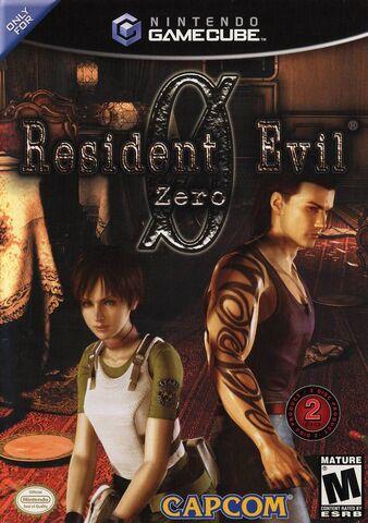 File:Resident Evil cover - GameCube NTSC.jpg