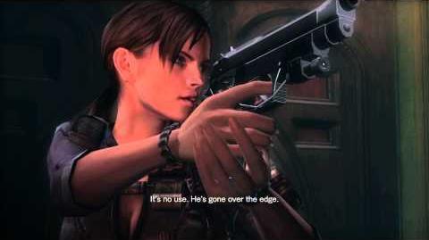 Resident Evil Revelations all cutscenes Episode 12-2 opening