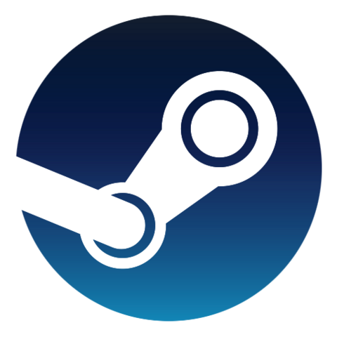 File:Steam Icon Blue.png