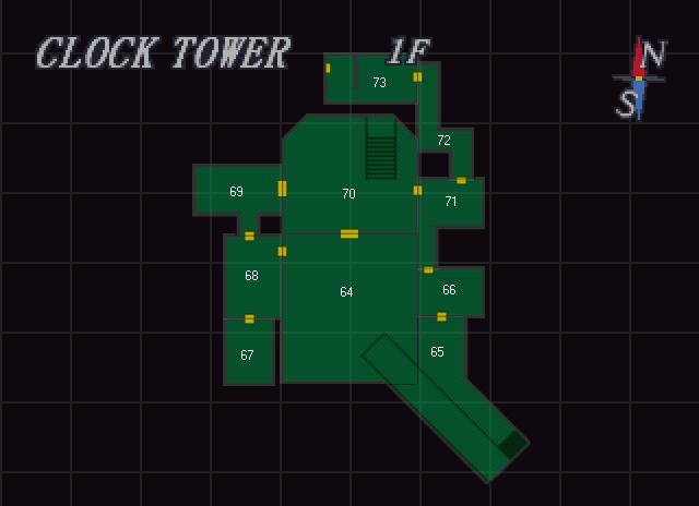 File:Resident Evil 3 Clock Tower 1F Map.JPG