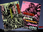 BIOHAZARD 3 LAST ESCAPE VOL.2 - special edition covers
