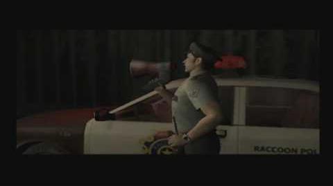 Checkpoint Warning (Resident Evil Outbreak cutscene)