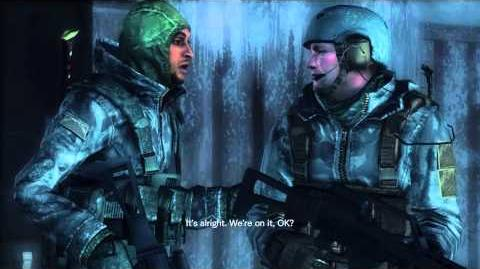 Resident Evil Revelations all cutscenes Episode 5-1 opening