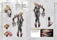 Resident Evil Revelations Artbook - page 15