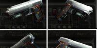 Handgun (Silver Ghost)