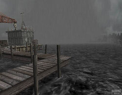 Outbreak Pier - GameWatch