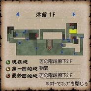 BIOHAZARD THE OPERATIONS map