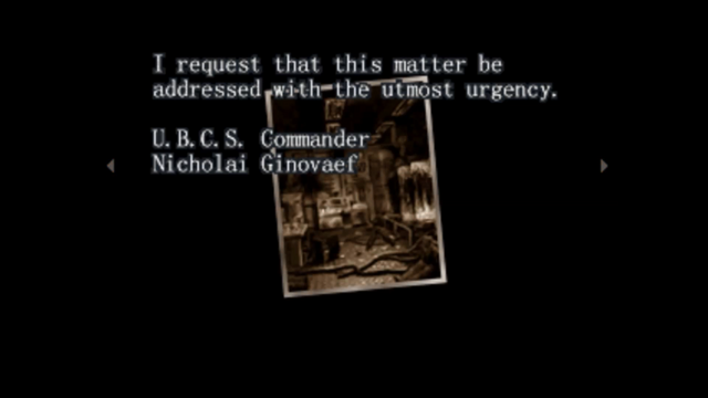 File:Survivor file - Report on destroyed Raccoon City - page 4.png