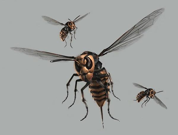 File:Wasp - Resident Evil Outbreak artwork.jpg