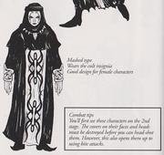 Rejected Ganado - Masked zealot