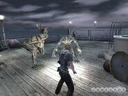 Hunter Elite fight 3