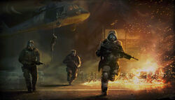 Operation Raccoon City gallery - Concept Item 004